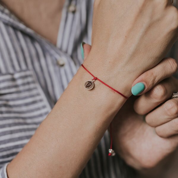love knot bracelet