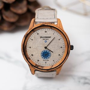 wooden watch pure dust