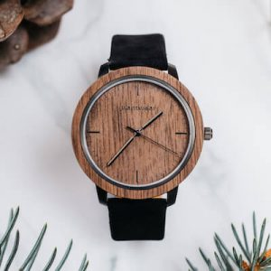 wooden watch fusion