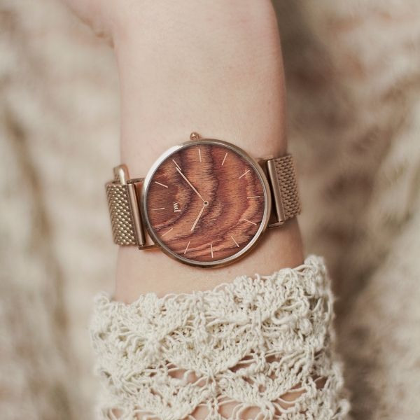 Watch Blend Muscato Rose Gold