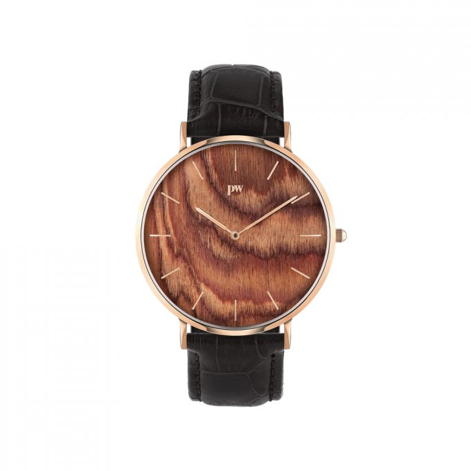Watch Blend Muscato Rose Gold Black