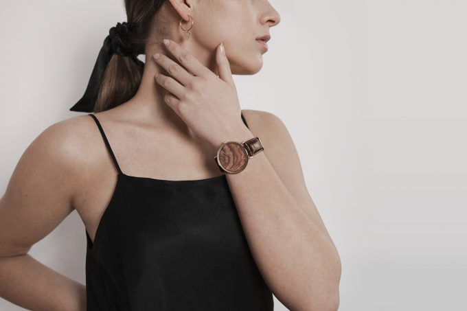 Watch Blend Muscato Rose Gold Brown