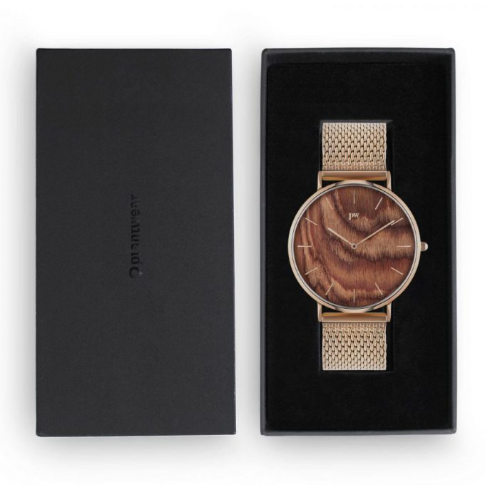 Watch - Blend - Muscato - Rose Gold