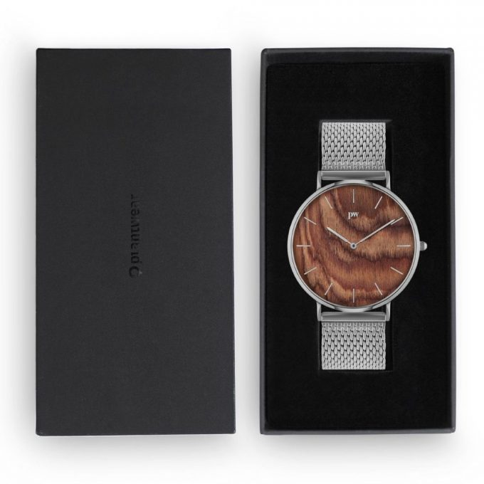 Watch – Blend – Muscato – Silver